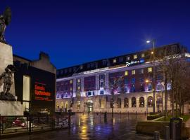 Radisson Blu Hotel, Leeds City Centre, hotel in Leeds