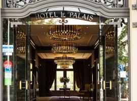 Le Palais Art Hotel Prague, hotel en Vinohrady, Praga