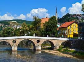Hotel Latinski Most, hotel in Sarajevo