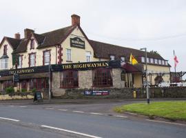 The Highwayman Inn, hotel in Shepton Mallet