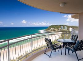 2nd Avenue Beachside Apartments, serviced apartment in Gold Coast