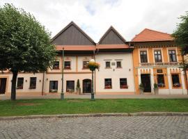 Boutique Hotel Hviezdoslav, hotel near Black Stork Golf Club, Kežmarok