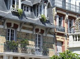 La Chambre du 21, hotel near Trouville Casino, Trouville-sur-Mer