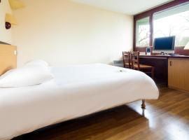 Hotel Nancy Sud Vandoeuvre, hôtel à Vandœuvre-lès-Nancy