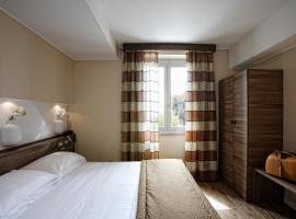 ホテル ポルタ ヌォーバ、アッシジのホテル