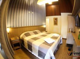 Eco Hotel Bouganville, hotel em São José dos Pinhais