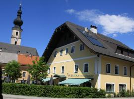 Frauenschuh - Taferne in Köstendorf, hotel in Neumarkt am Wallersee