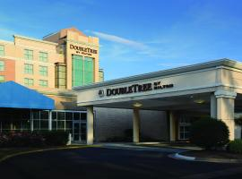 DoubleTree by Hilton Norfolk Airport, hotel near Norfolk International Airport - ORF,