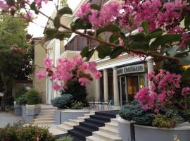 Hotel Cristallo, hotel a Conegliano