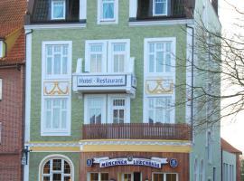 Hotel Münchner Löwenbräu, Hotel in Cuxhaven
