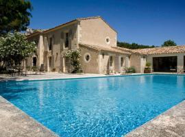 Benvengudo, hotel in Les Baux-de-Provence
