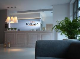 Borgata, spa hotel in Ustronie Morskie