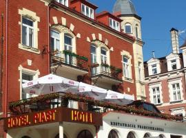 Hotel Piast – hotel w pobliżu miejsca Słowiński Park Narodowy w mieście Słupsk