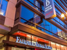Fairfield Inn and Suites Chicago Downtown-River North, accommodation in Chicago