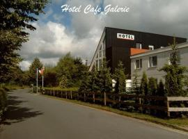 Hotel-Café-Galerie, hotel near Hannover Airport - HAJ, Garbsen