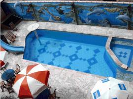 Peruíbe Suíte Flat Hotel, hotel in Peruíbe