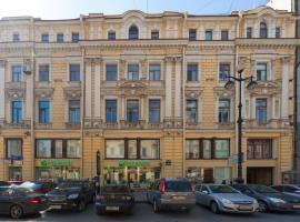 Bolshaya Morskaya 7, отель в Санкт-Петербурге