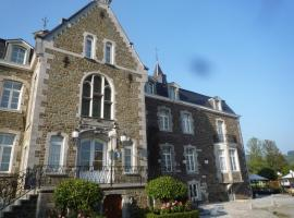 Le Château de Rendeux, hotel near Durbuy Adventure, Rendeux