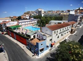 Hotel La Moraleda - Complejo Las Delicias, viešbutis mieste Viljanueva del Arsobispas