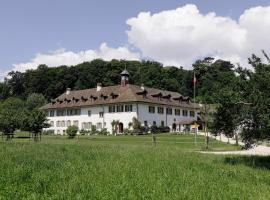Klosterhotel St. Petersinsel, hôtel à Sankt Petersinsel près de: Congress Centre Biel