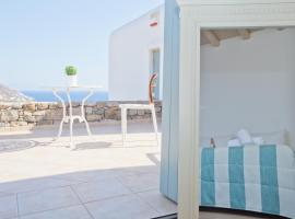 Niriides Luxury Homes, serviced apartment in Elia Beach
