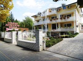 Apartman Bella Hotel, hotel Siófokon