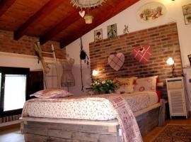 B&B Relais Cascina al Campaccio, farm stay in Taino