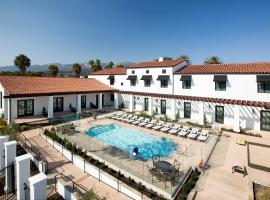 The Wayfarer, boutique hotel in Santa Barbara