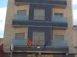 Hotel Almoradi, hotel near Las Colinas Golf Course, Almoradí