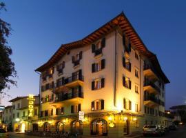 Hotel Goya, hotel in Forte dei Marmi