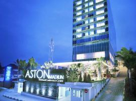 Aston Madiun Hotel & Conference Center, hotel di Madiun