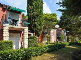 Holiday Park Vile - Terme Krka, ubytování v destinaci Strunjan