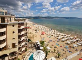 Хотел Голдън Ина, хотел в Слънчев бряг