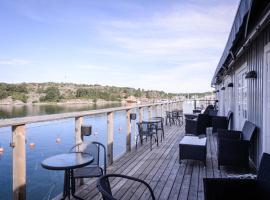 Grebys Hotell & Restaurang, hotell i Grebbestad