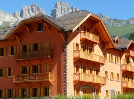 Lumen, hotel in Falcade