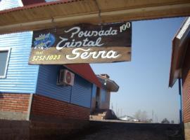 Pousada Cristal Serra, homestay in Cambara do Sul