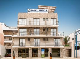 Pieros Hotel, hotel en Viña del Mar