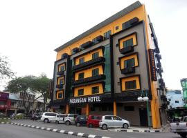 Padungan Hotel, hotel in Kuching