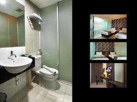 The Green Hotel Bekasi, hotel di Bekasi