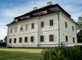 Chateau Diva, dovolenkový dom v Turčianskych Tepliciach