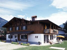 Landhaus Marie-Theres, country house in Oberstdorf
