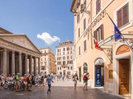Albergo Abruzzi, hotel in zona Piazza Navona, Roma