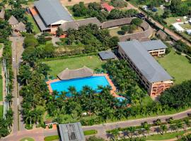 Speke Resort and Conference Center, hotel in Kampala
