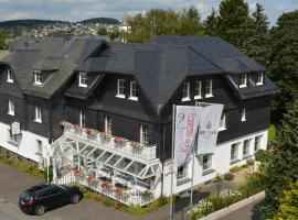 Hotel zum Kreuzberg, hotel near Winterberg ski lift, Winterberg