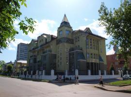 Гостиница Гостевой дом, отель в Рыбинске