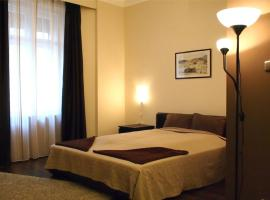 Budapest Suites, ξενώνας στη Βουδαπέστη
