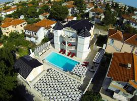 Apartments Villa Zlatko, spa hotel in Zadar