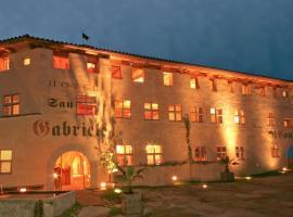 Hotel San Gabriele, отель в Розенхайме