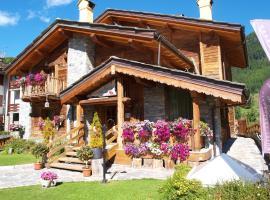 Hotel Letterario Locanda Collomb, hotel in La Thuile