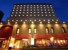 Nest Hotel Sapporo Ekimae, отель в Саппоро